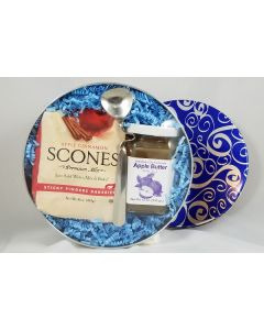 Scone and Fruit Butter Gift Tin