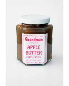 Apple Fruit Butter
