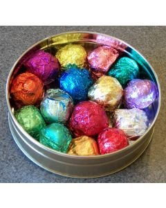 Assorted Flavor Truffle Tin