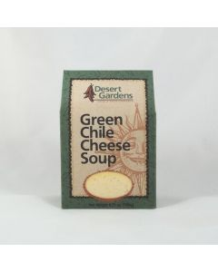 Green Chile Cheese Soup Mix