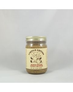 Maple Pecan Honey Butter