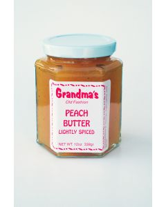 Peach Fruit Butter