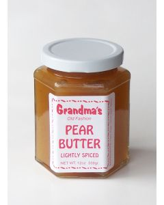 Pear Fruit Butter