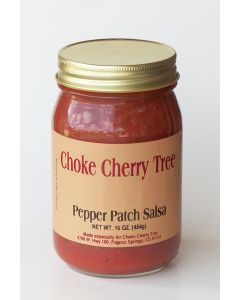 Pepper Patch Salsa