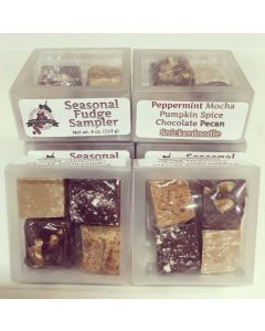 Holiday Fudge Gift Box