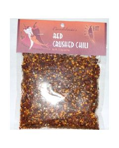 Crushed Red Chili - HOT! (Candelaria's)