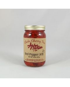 Red Pepper Jelly Hot Hot