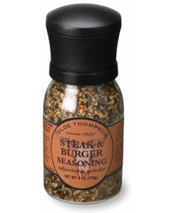 Steak & Burger Seasoning Spice Grinder